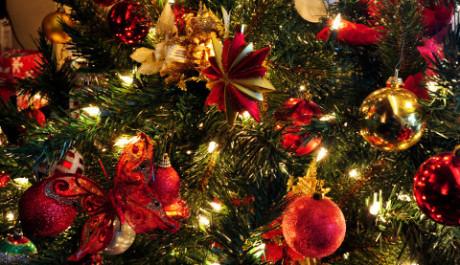 FOTO: Vánoční ozdoby