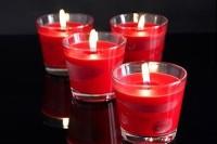 FOTO: Vonné svíčky