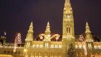 FOTO: Vídeňská radnice
