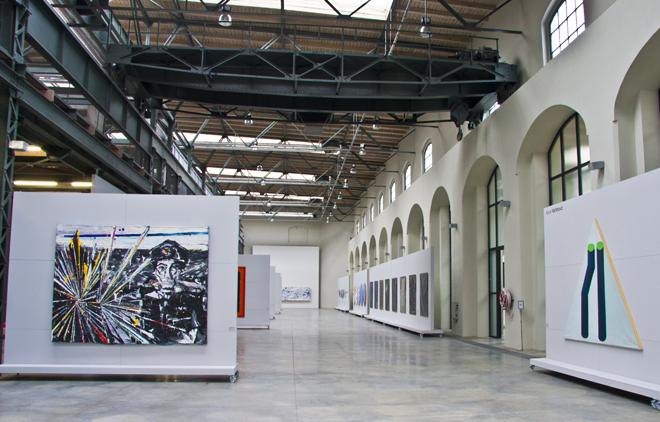 FOTO: Česká malba generace nultých let 21. století, Wannieck Gallery, Foto: Sandra Štefaniková, Topzine.cz