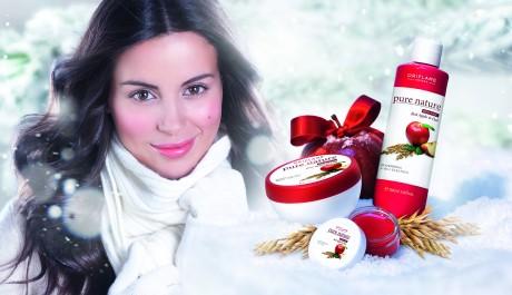 FOTO: Pleťová kosmetika na zimu