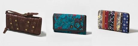 FOTO: Dámské peněženky