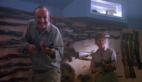 Ne, my vůbec nemáme rádi zbraně