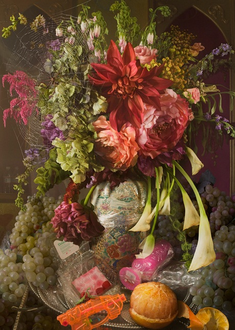 OBR: EARTH LAUGHS IN FLOWERS 2011