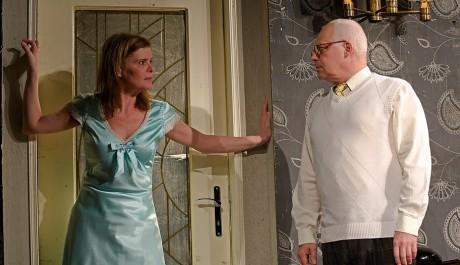 FOTO: Herci Divadla Palace s Bobem Kleplem a Zuzanou Bydžovskou