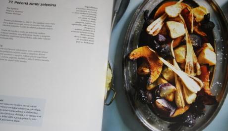 FOTO: Fotka receptu Pečená zimní zelenina