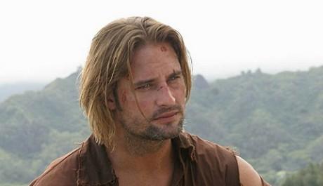 FOTO: Josh Holloway jako Sawyer ze Ztracených