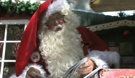FOTO: Dánský Julemanden (Vánoční muž), Zdroj: youtube.com