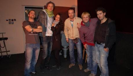 FOTO: Herci muzikálu Kapka medu pro Verunku
