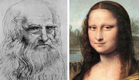 OBR: Leonardo da Vinci a Mona Lisa