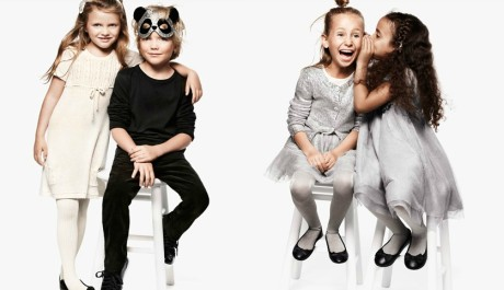 FOTO: dětská kolekce HM