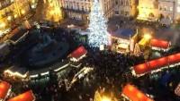 FOTO: Tradiční vánoční trhy na Staroměstském náměstí