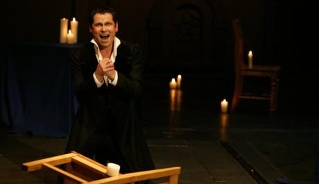 FOTO: Pavel Vítek v inscenaci Bídníci