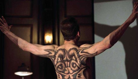 FOTO: Red Dragon and tattoo
