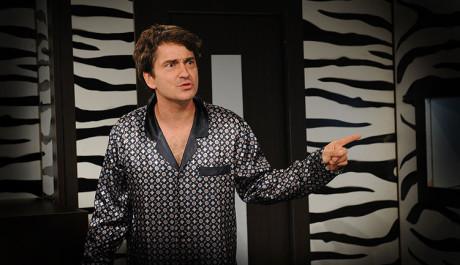 Foto: Saša Rašilov v komedii Miláček Anna