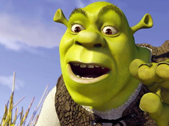 FOTO: Shrek