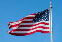 FOTO: Vlajka USA