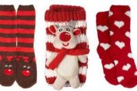 FOTO: Vánoční ponožky