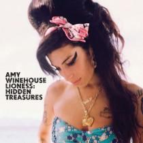 FOTO: Přebal posmrtného alba Amy Winehouse: Lioness: Hidden Treasures