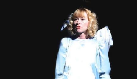 FOTO: Dana Batulková v roli anděla
