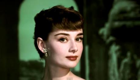 FOTO: Audrey Hepburn