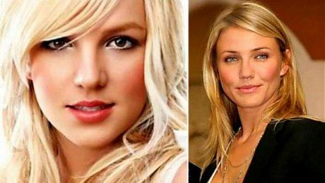 FOTO: Britney Spears, Cameron Diaz