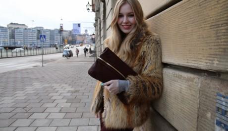 FOTO: Švédská módní blogerka Carolina Engman