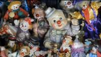 FOTO: Největší sbírka klaunů