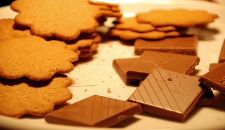 FOTO: Čokoláda a cukroví