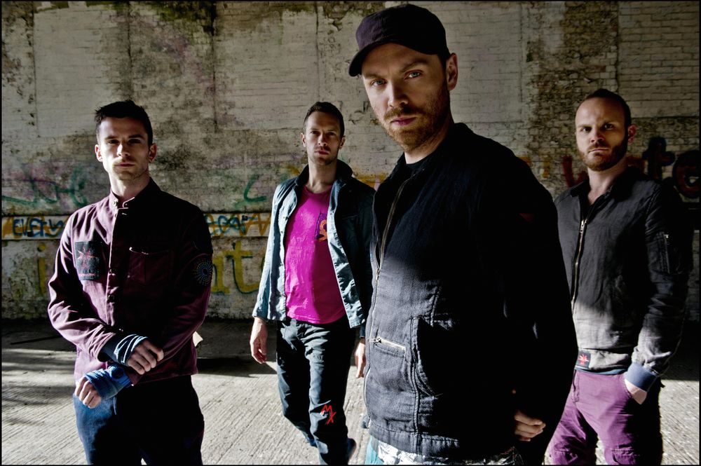 FOTO: Coldplay