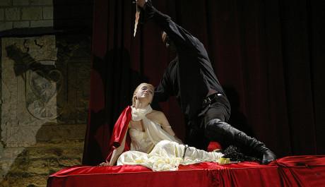 FOTO: Othello na LŠS 2008
