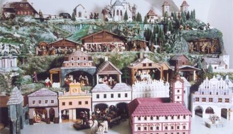 FOTO: Betlém v Sušicích je tvořen více než 300 figurkami