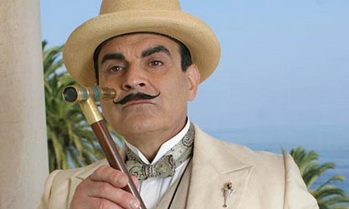 FOTO: Hercule Poirot