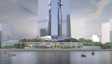 FOTO: Kingdom Tower, vizualizace nejvyšší budovy světa