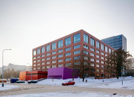 FOTO: nova-budova-cvut-sramkova-architekti