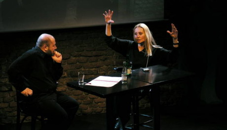 FOTO: Dokumentaristka Olga Sommerová ve Scénických rozhovorech