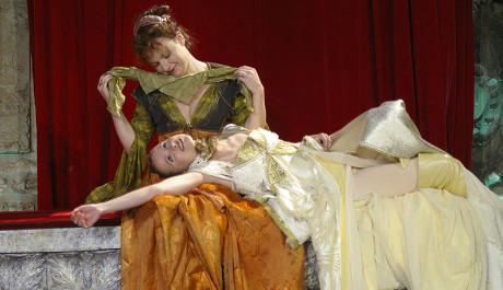 Desdemona se služebnou