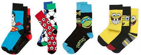 FOTO: Pánské ponožky