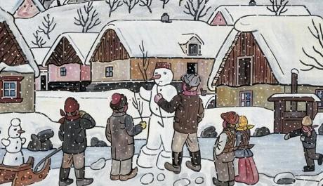 FOTO: K Vánocům nesmí chybět ani vánoční pohádky