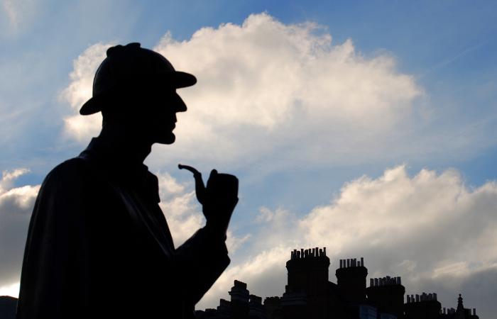 FOTO: Už déle než století se Sherlock Holmes těší světové popularitě