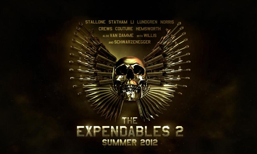 FOTO: The Expendables