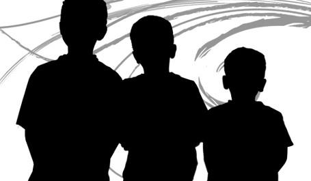 OBR: Děti v knize Spící město Martina Vopěnky