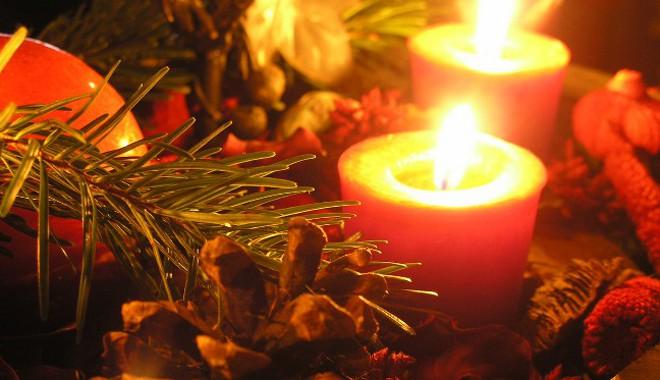 FOTO: Vánoční dekorace