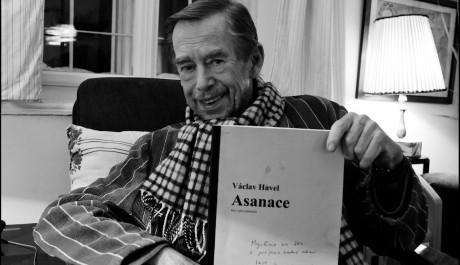 FOTO: Václav Havel Asanace
