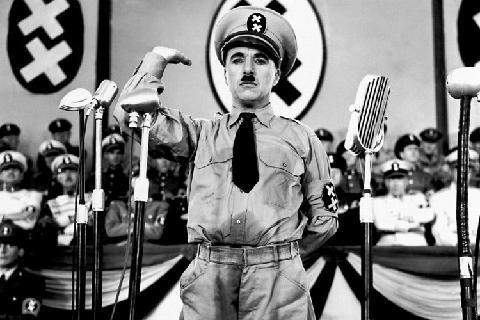 Charlie-Chaplin-der-Diktator