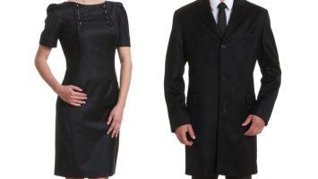 Oblečení na pohřeb, co si obléct na pohřeb