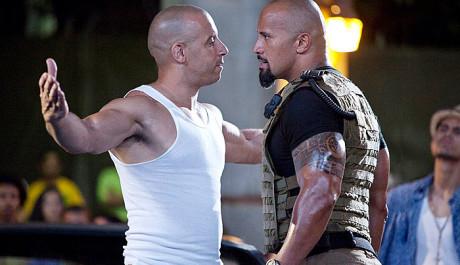 Slušně si vydělal i Vin Diesel s Rychle a zběsile 5