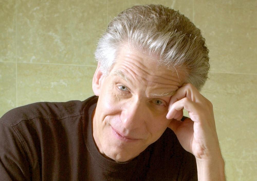 David Cronenberg profil