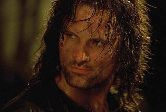 FOTO: Aragorn, Mortensenova životní role