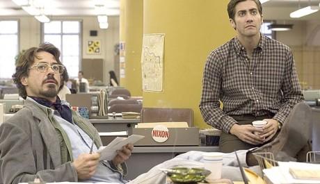 FOTO: Robert Downey jr. a Jake Gyllenhaal pátrají po sériovém vrahovi